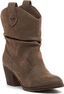Women's Sheriff Saloon Western Boot