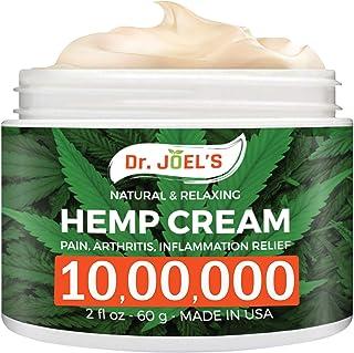 Dr JOELS Premium Pain Relief Cream - Maximum Strength - Fast Relief from Pain, Ache, Arthritis & Inflammation