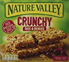 Nature Valley Crunchy Granola Oats & Berries Cereal Bars 5x42g