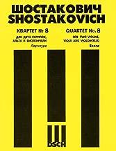 Best shostakovich string quartet no 8 score Reviews