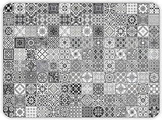Karakalem Çizim | Cam Kesme Tahtası (29cm x 34cm)