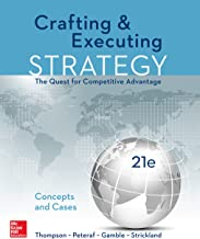 Best crafting and executing strategy ebook Reviews