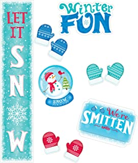 Creative Teaching Snow Much Fun Winter Bulletin Board (Room Displays and Decoration)
