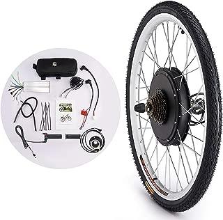 Sfeomi Kit de Conversión de Bicicleta Eléctrica 36V 500W
