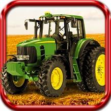 3D FARM TRACTOR PARKING SIMULATOR
