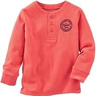OshKosh B'Gosh Boys' Knit Polo Henley 31680516
