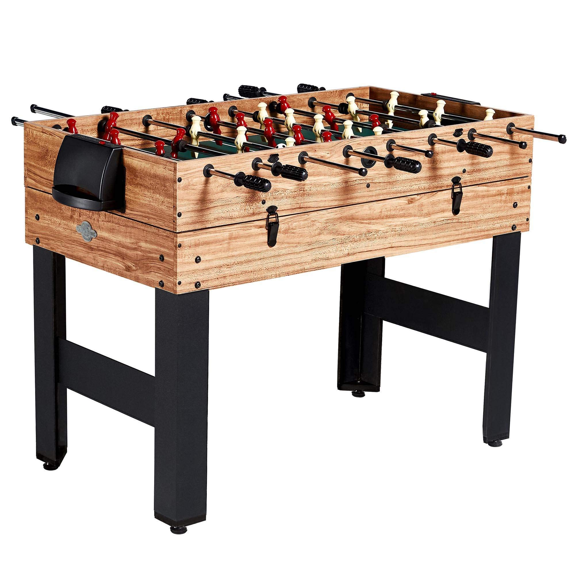3. The Lancaster Three-in-One Combo Foosball Table