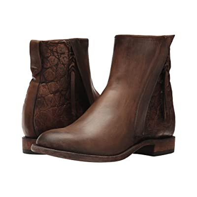 Lucchese Peyton (Buck) Cowboy Boots