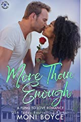 More Than Enough: A Fling to Love Romance (Blue Collar Romance Book 8) Kindle Edition