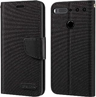Essential Phone PH-1 fodral, Oxford läder plånboksfodral med mjukt TPU bakstycke magnet flip fodral för Essential Phone PH-1