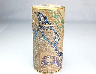 tea tin japanese