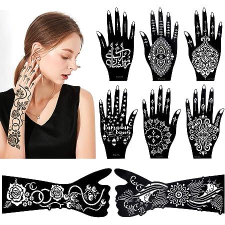 Tattoos unterarm frau blumen