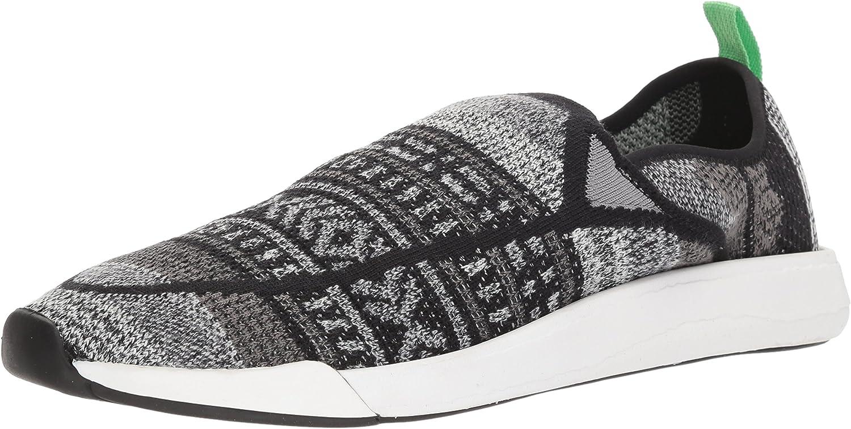 Sanuk Men's Dallas Mall Chiba Quest List price Knit Sneaker