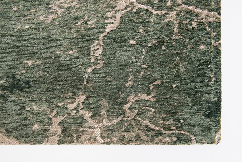 Louis de Poortere Rug 8723 Mad Men Cracks Dark Pine 140cm x 200cm