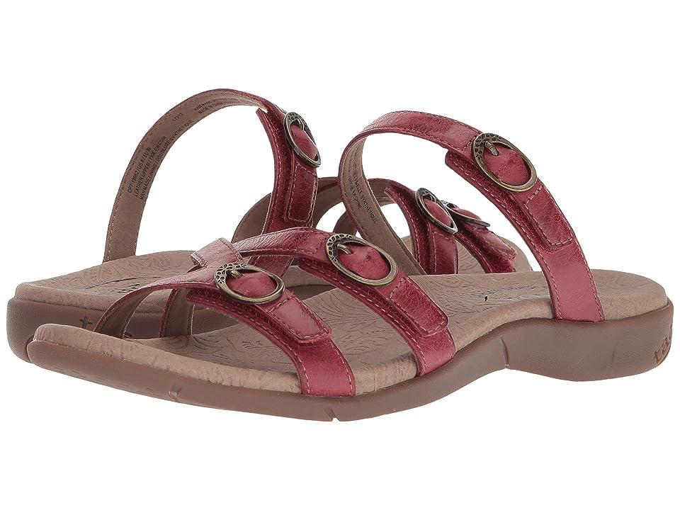 Taos Footwear Captive (Red) Women