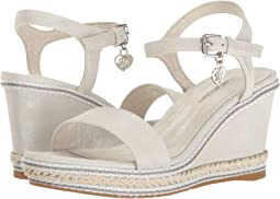 Stuart Weitzman Kids Swinger Stitch (Little Kid/Big Kid)