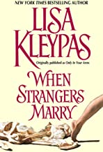 When Strangers Marry (Vallerands Book 1)