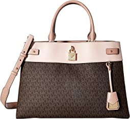 Gramercy Large Satchel