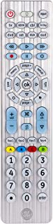 GE Backlit Universal Remote Control for Samsung, Vizio, LG, Sony, Sharp, Roku, Apple TV, RCA, Panasonic, Smart TV, Streami...