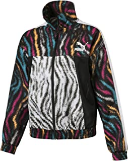 PUMA Women's Wild Pack Cropped Jacket