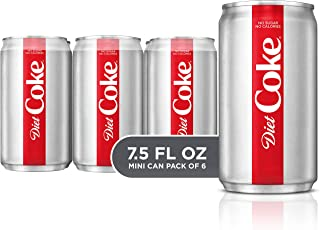Diet Coke, 7.5 fl oz, 6 Pack