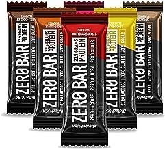 Biotech USA ZERO BAR Protein Bar With High Protein No SUGAR LACTOSE GLUTEN Fre Chocolate-Coconut Estimated Price : £ 27,99
