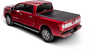 UnderCover Flex Hard Folding Truck Bed Tonneau Cover | FX41009 | fits 2007-2019 Toyota Tundra 6.5ft Bed Std/Dbl