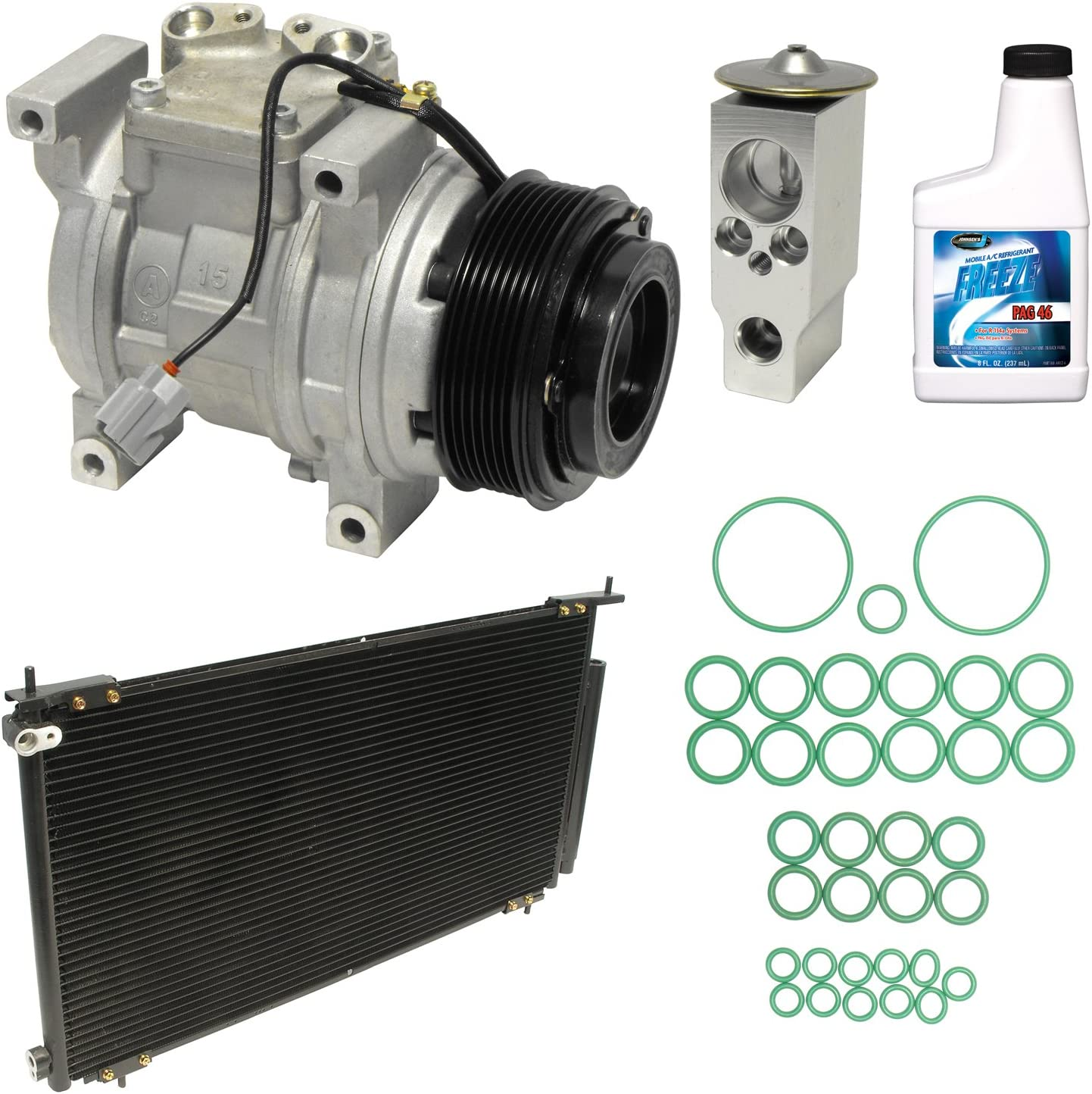 Universal Air Conditioner KT 4785A Kit A Japan Maker New Sale price C Compressor Component