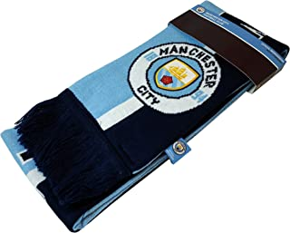 Manchester City Authentic Official Licensed Product Soccer Scarf