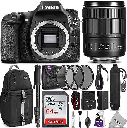 Canon EOS 80D DSLR cámara digital