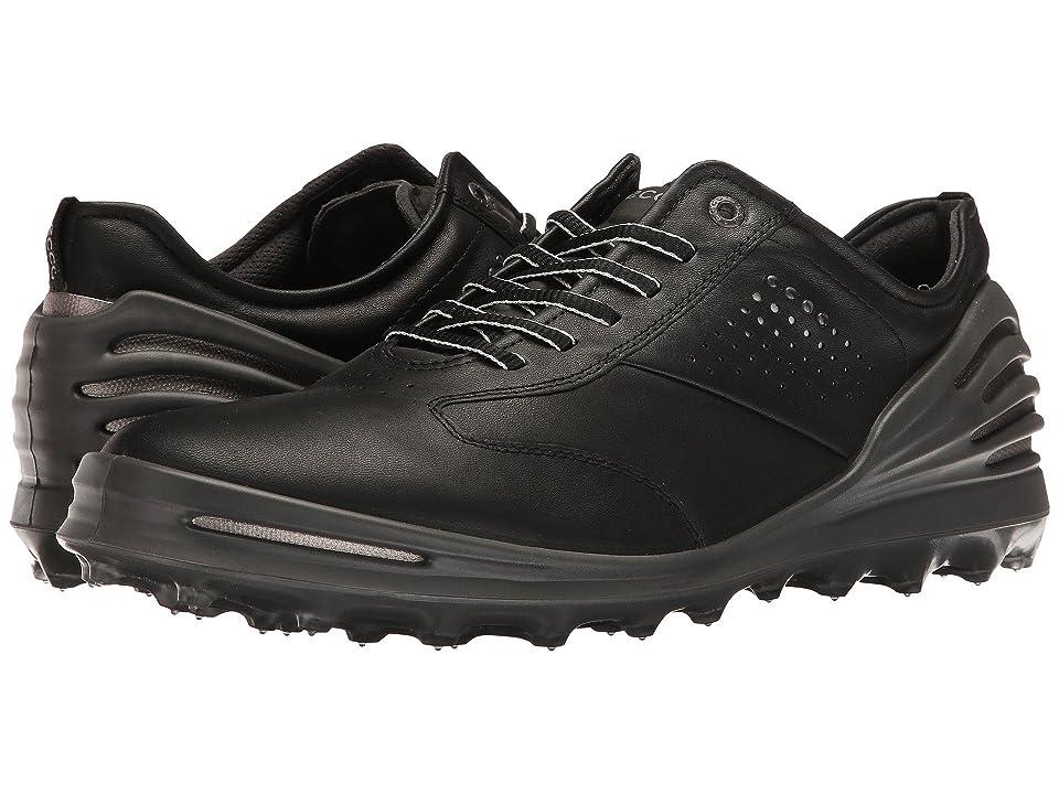 ECCO Golf Cage Pro (Black) Men