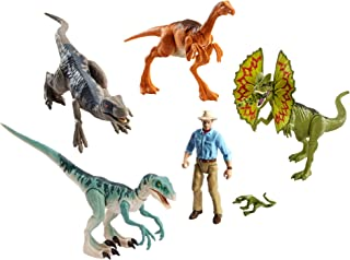 Best jurassic world legacy collection 6-pack dinosaurs Reviews