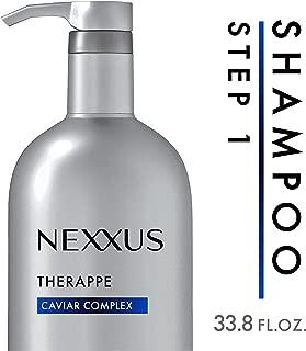 nexxus shampoo conditioner