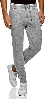 Hombre Pantalones de Punto con Cordones