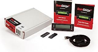 ScanGauge SGIIFFP Ultra Compact 3-in 1 Computer Automotive Automotive با برنامه ریزی قابل تنظیم در زمان واقعی و سنج دیجیتال (بدون سرخوردگی)