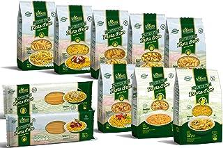 """Pasta d""""oro Kennenlernpaket - 10 x 500 g glutenfreie Nudeln aus Maismehl"""
