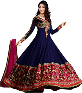 2f2f8ab25f7c4 Amazon.in: Georgette - Dress Material / Ethnic Wear: Clothing ...