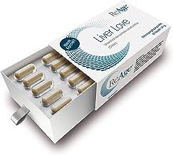 Liver Love | Nahrungsergänzung für die Leber | Leberentgiftung und Kapseln reinigen | Cholin, Asparagin und Mariendistel |...