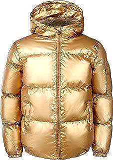 mens gold lame jacket