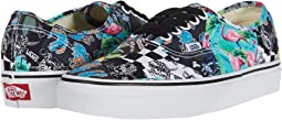 (Vans Mash Up) Multi Floral/True White
