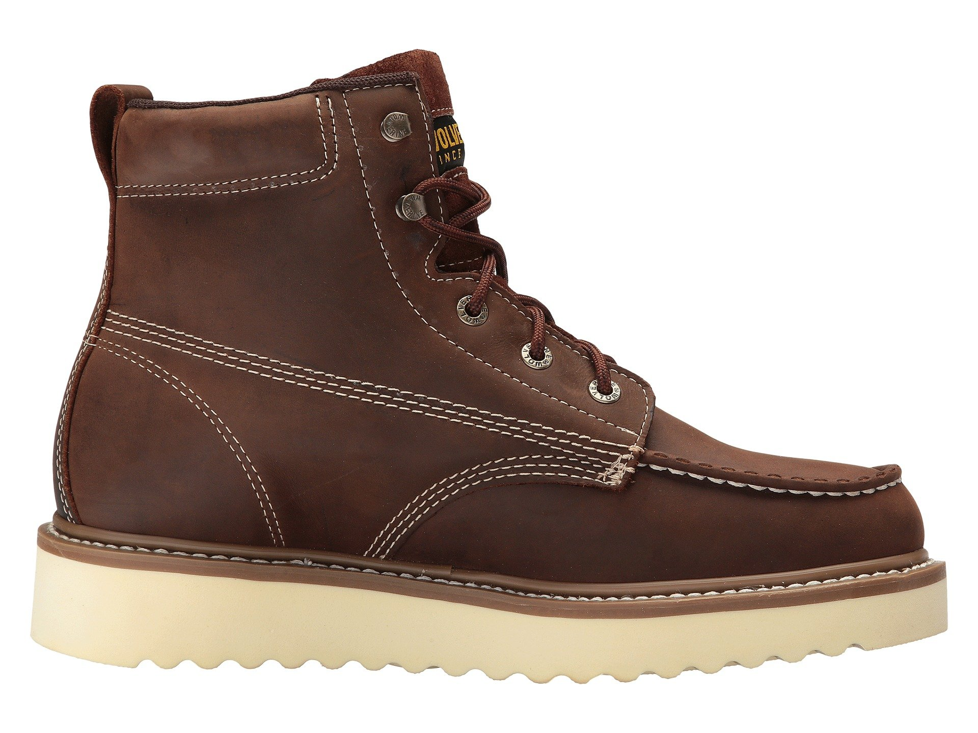 Wolverine Loader 6 Quot Boot At Zappos Com