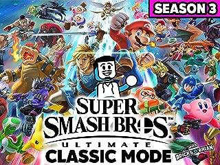 Clip: Super Smash Bros. Ultimate Classic Mode with Bricks O' Brian!