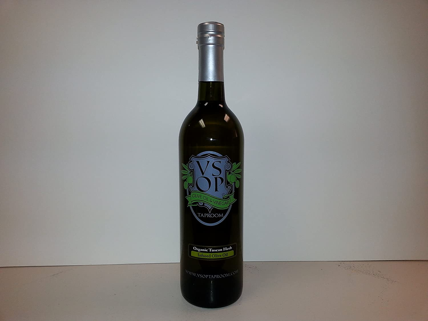 VSOP Spring new work one after another Organic Tuscan Now free shipping Herb Infused Extra 750 Virgin Olive Oil ml