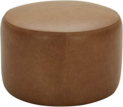 Amazon Com Baxton Studio Full Leather Square Storage