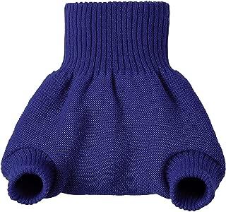 Disana Organic Merino Wool Cover-Navy-98/104 (2-3T)