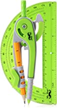 Mr. Pen- Compass and Protractor Set, Geometry Kit, Compass Protractor Set, Protractor, Compass for Geometry, Math Compass, Compass School, Math Compass And Protractor, Geometry Tools Set, Geometry Set