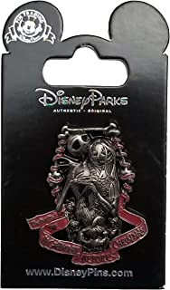 nightmare before christmas disney pins