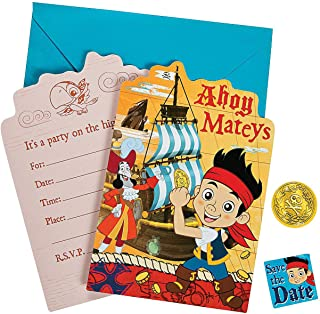 Best jake the pirate invitations Reviews