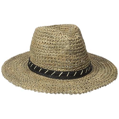 16a7dd96a Sun Hat with Crochet Brim: Amazon.com
