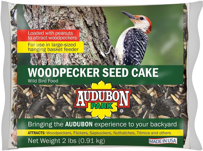 Audubon Park 13142 Nut /& Fruit Snack Stack Bird//Wildlife Food 1-Pack